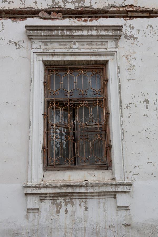 Vecchia casa abbandonata fotografia stock