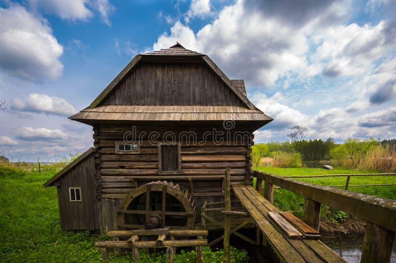 Vecchia casa dell'azienda agricola immagine stock libera da diritti