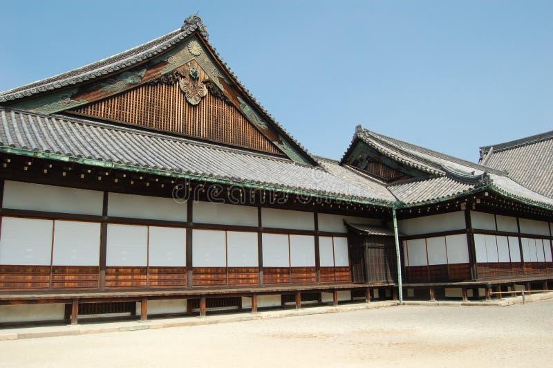 Vecchia casa giapponese fotografia stock immagine di for Casa giapponese