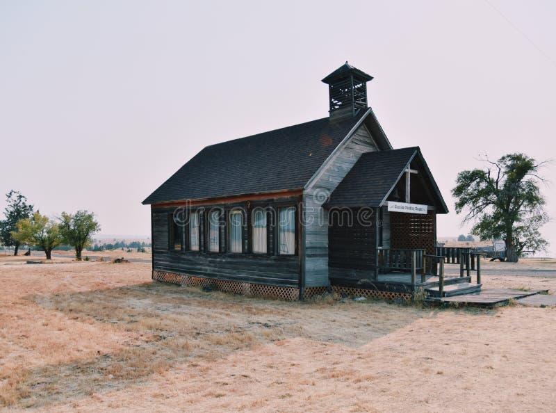 Vecchia chiesa fotografia stock libera da diritti