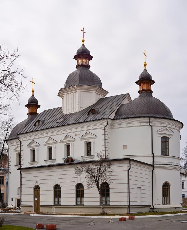 Vecchia chiesa dello Spirito Santo immagini stock