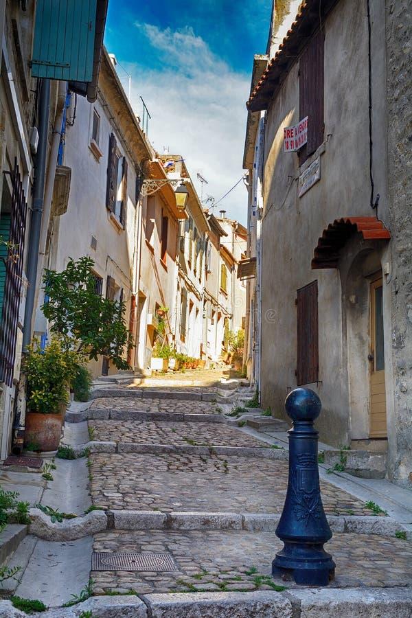Vecchia città, Arles, Francia fotografia stock libera da diritti