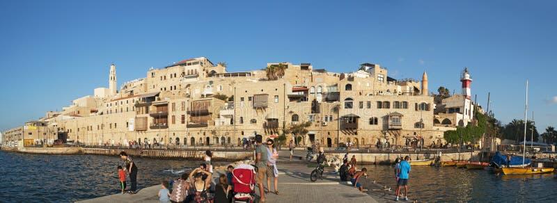 Vecchia città di Giaffa, Israele, Medio Oriente immagine stock