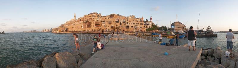 Vecchia città di Giaffa, Israele, Medio Oriente immagine stock libera da diritti