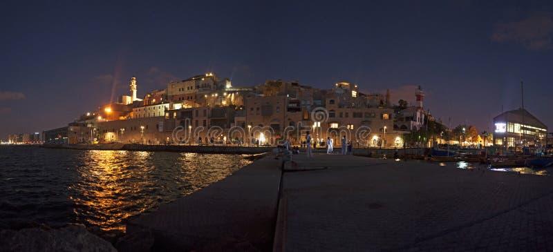 Vecchia città di Giaffa, Israele, Medio Oriente fotografie stock libere da diritti