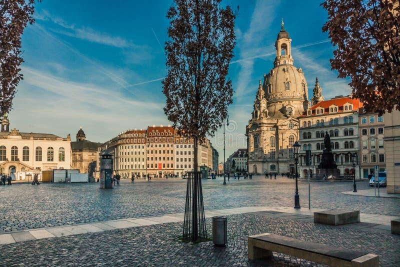 Vecchia citt? di Dresda fotografia stock
