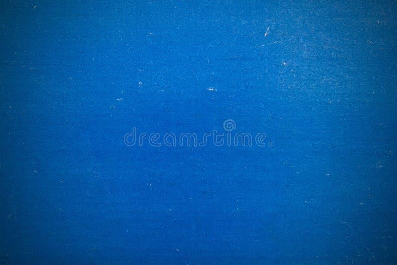 Vecchia copertina di libro sporca di struttura immagini stock