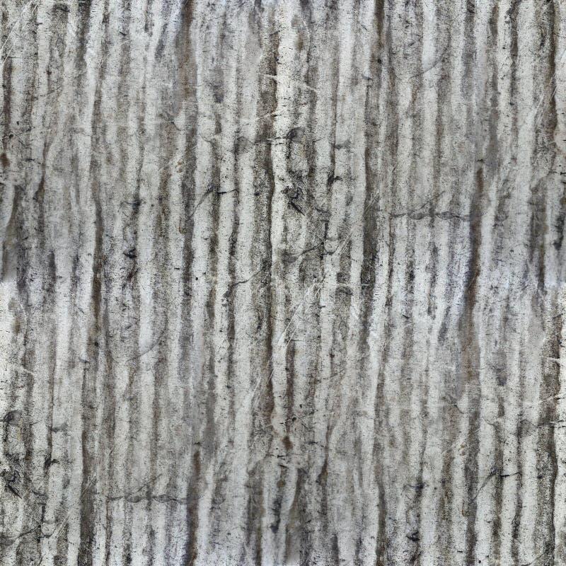 Vecchia crepa della parete di pietra di struttura grigia nera senza cuciture fotografia stock libera da diritti