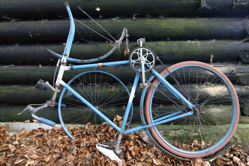 Bicicletta Rotta Nelle Vie Olandesi Immagine Stock Immagine Di