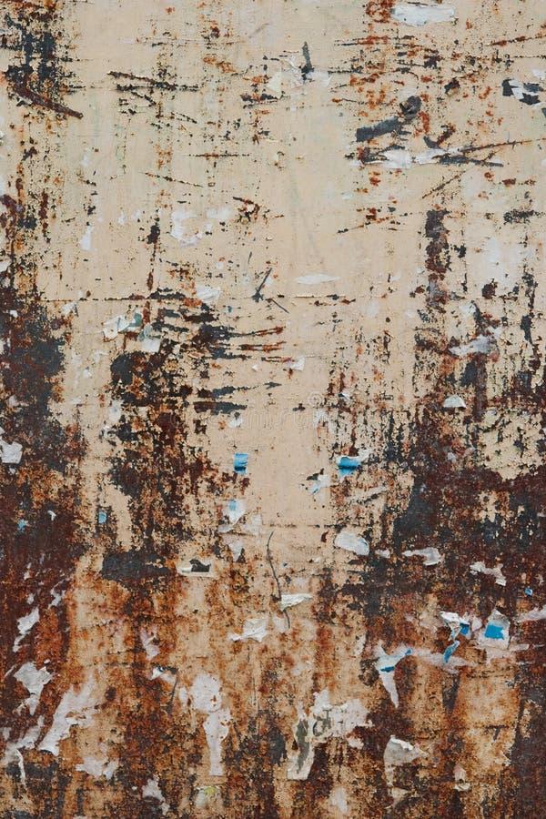 Vecchia e parete sporca immagini stock