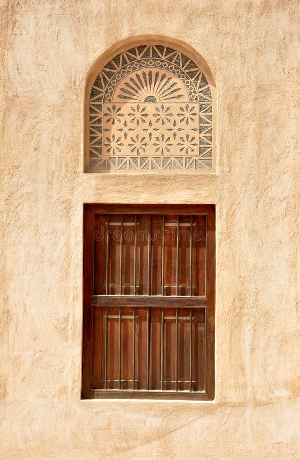 Vecchia finestra araba fotografia stock immagine di for Finestra vecchia