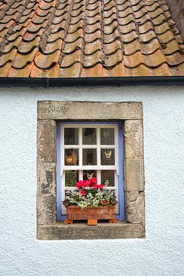 Vecchia finestra bella fotografia stock libera da diritti