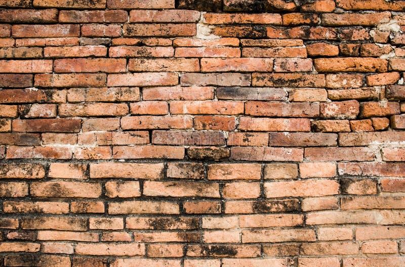 Vecchia immagine di sfondo di struttura del muro di mattoni immagine stock