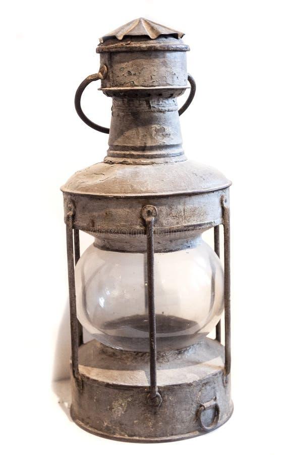 Vecchia lampada a olio immagine stock libera da diritti