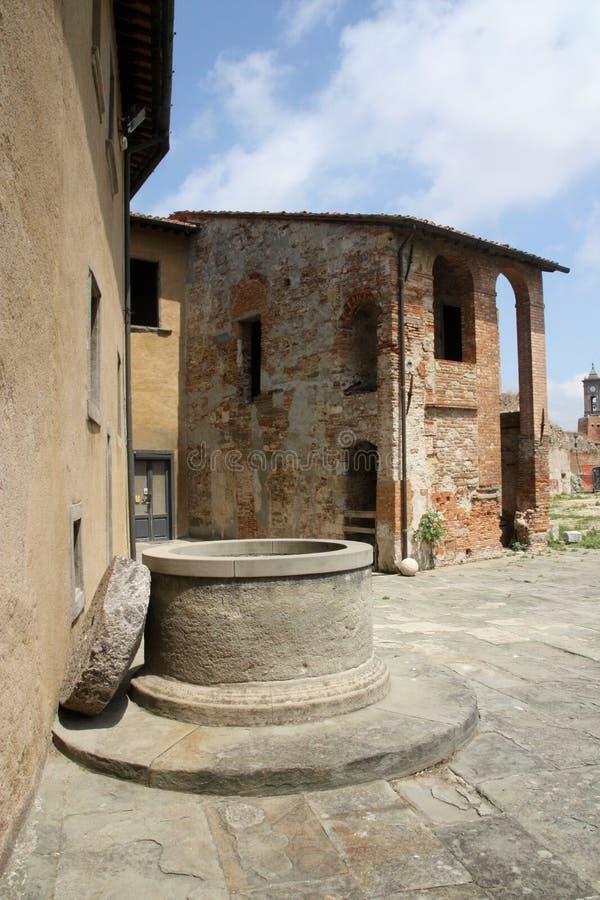 vecchia livorno fortezza стоковые фото