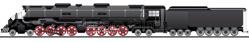 Vecchia locomotiva immagini stock libere da diritti