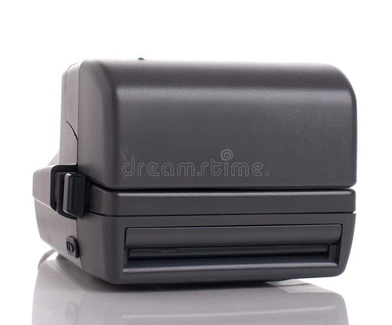 Vecchia macchina fotografica analog istante della pellicola fotografie stock libere da diritti