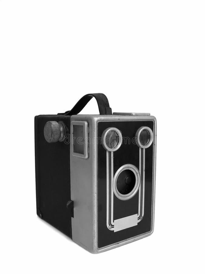 Vecchia macchina fotografica antica fotografie stock libere da diritti