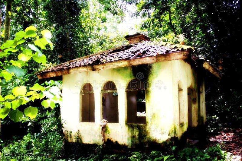 Vecchia moschea fotografia stock libera da diritti