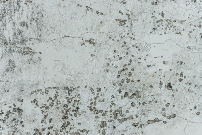 Vecchia parete d'annata della crepa immagine stock