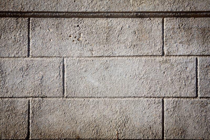 Vecchia parete del cemento immagini stock libere da diritti
