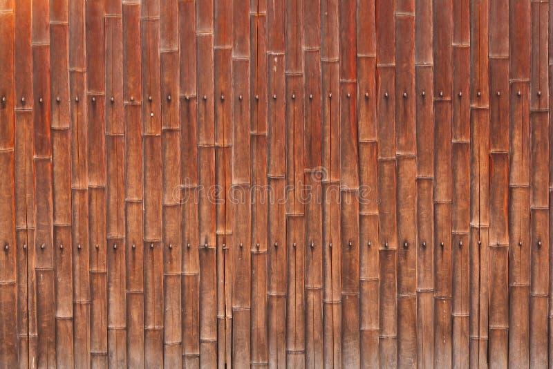 Download Vecchia parete di bambù immagine stock. Immagine di bambù - 30829003