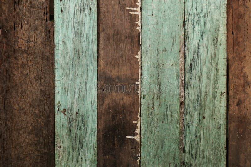 Vecchia parete di legno immagine stock