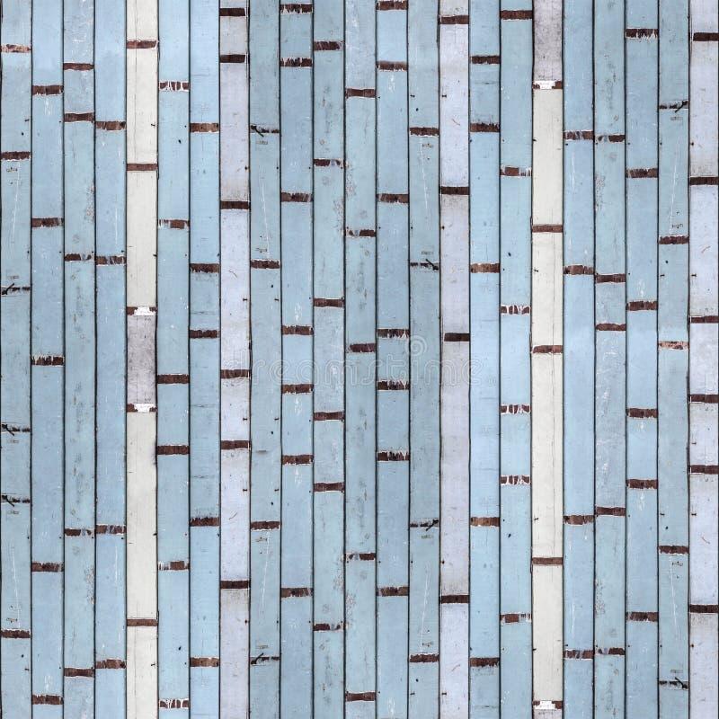Vecchia parete di legno variopinta senza cuciture fotografie stock