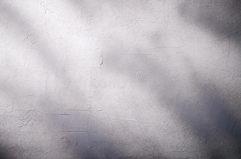 Vecchia parete incrinata nociva della pittura, fondo di lerciume, colore grigio di marmo fotografia stock libera da diritti