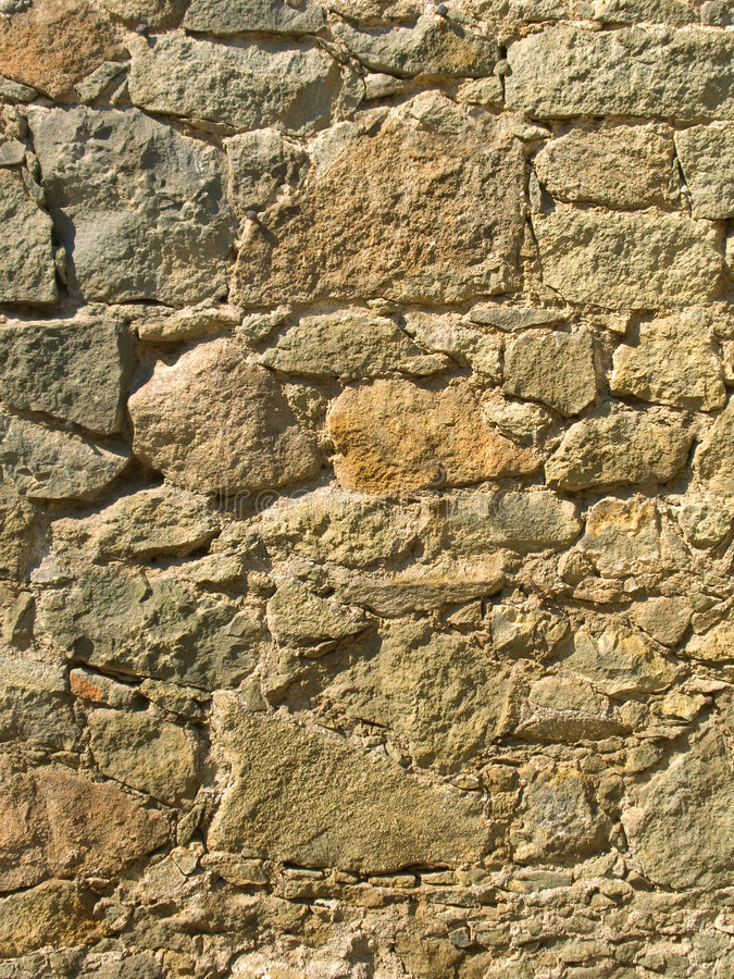 Download Vecchia parete pietrosa immagine stock. Immagine di estratto - 3144935