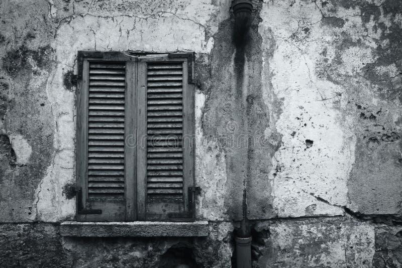 Vecchia parete rustica immagine stock libera da diritti