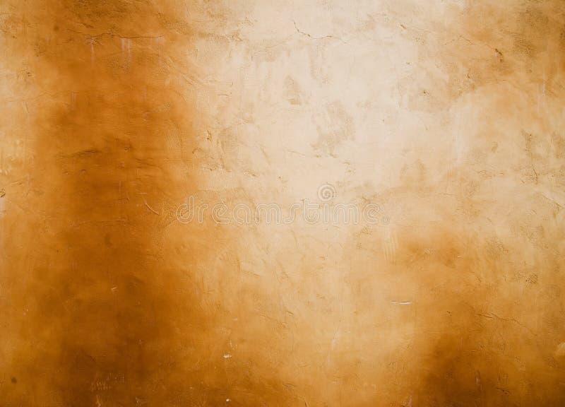 Vecchia parete rustica dello stucco fotografie stock libere da diritti