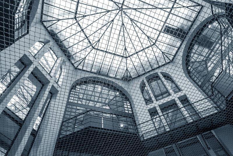 Vecchia prigione immagine stock