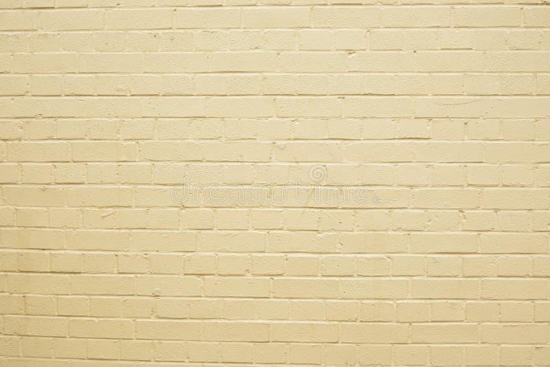 Vecchia progettazione bianca di struttura del fondo del muro di mattoni immagini stock libere da diritti