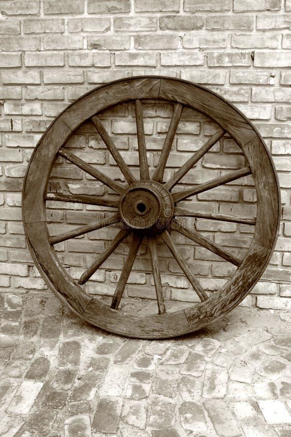 Vecchia rotella immagini stock libere da diritti