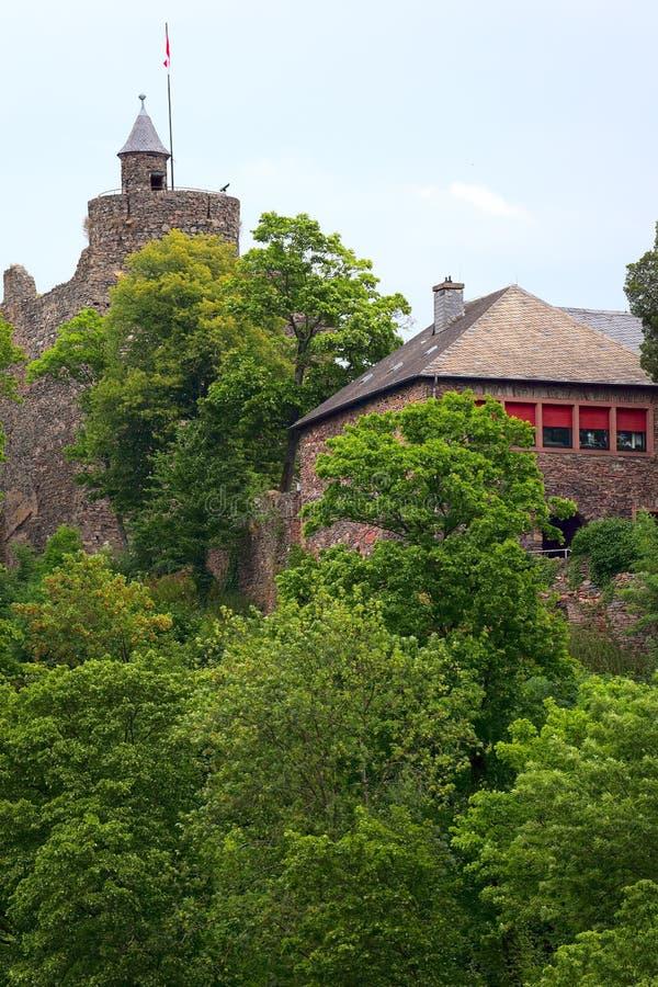 Vecchia Rovina Del Castello Fotografie Stock