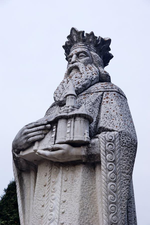 Vecchia statua immagini stock libere da diritti