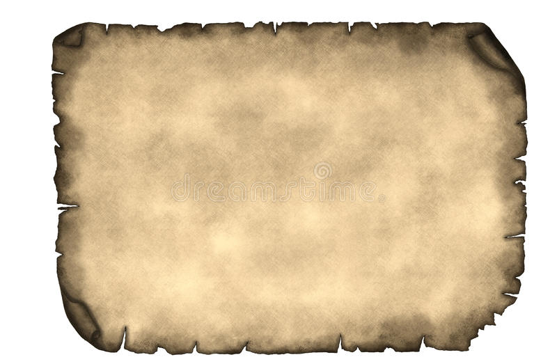 Vecchia struttura del documento dell'annata fotografia stock