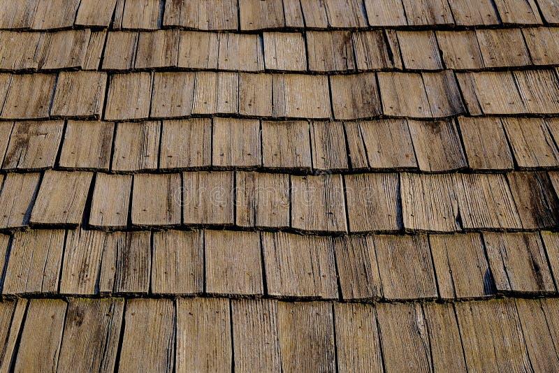 Vecchia struttura del tetto fotografia stock libera da diritti