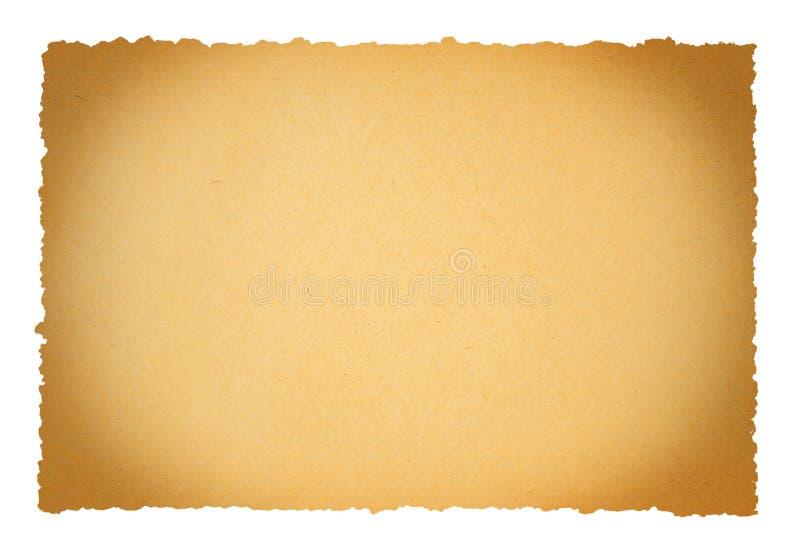 Vecchia struttura della pagina fotografia stock libera da diritti