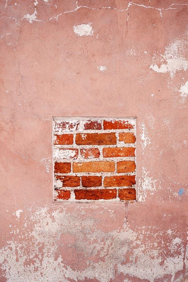 Vecchia struttura della parete del cemento immagine stock