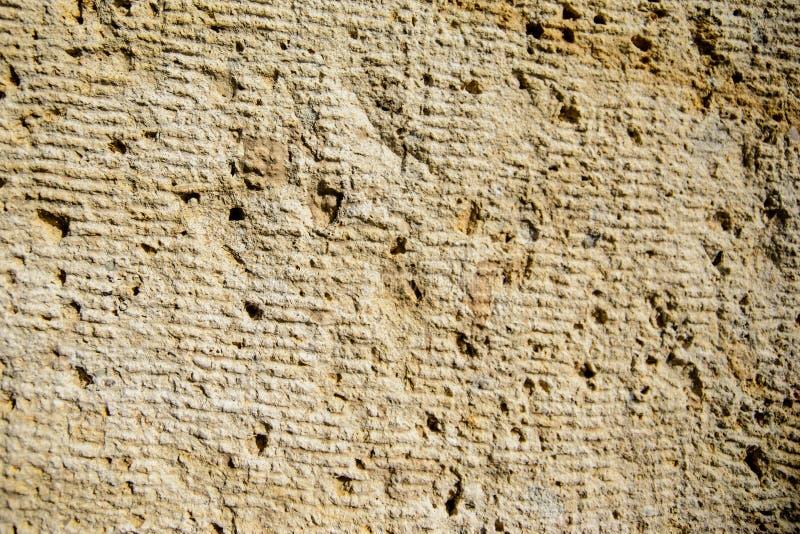 Vecchia struttura della parete del cemento per fondo d'annata immagini stock libere da diritti