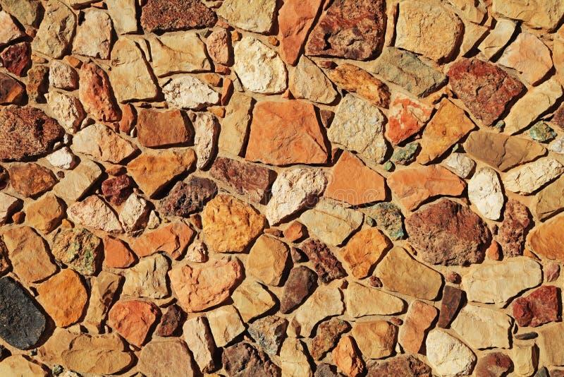 Vecchia struttura della parete della roccia dell'arenaria immagine stock