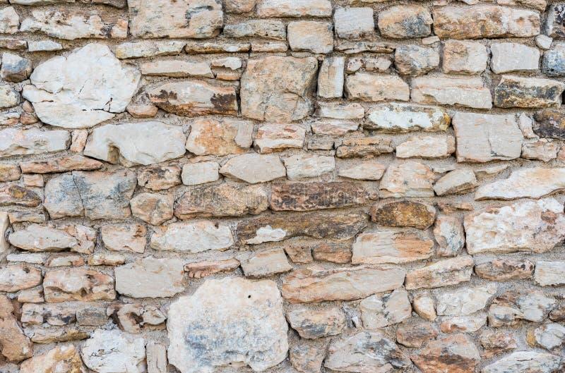 Vecchia struttura della pietra della natura, modello della struttura, primo piano fotografia stock libera da diritti