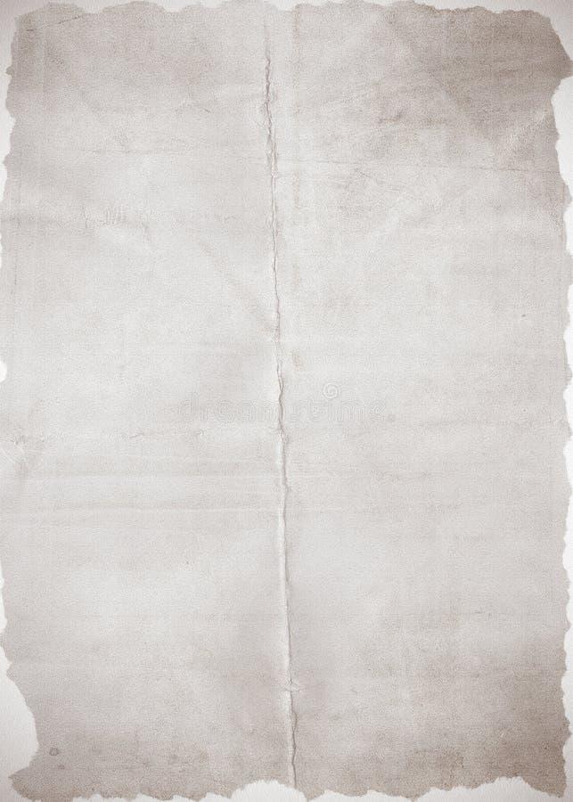 Vecchia struttura di carta della priorità bassa immagini stock