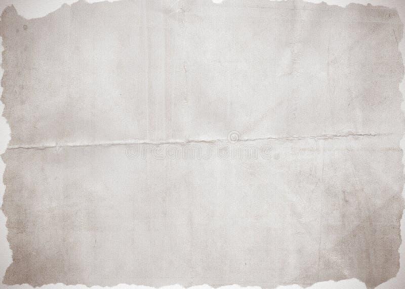 Vecchia struttura di carta della priorità bassa fotografia stock