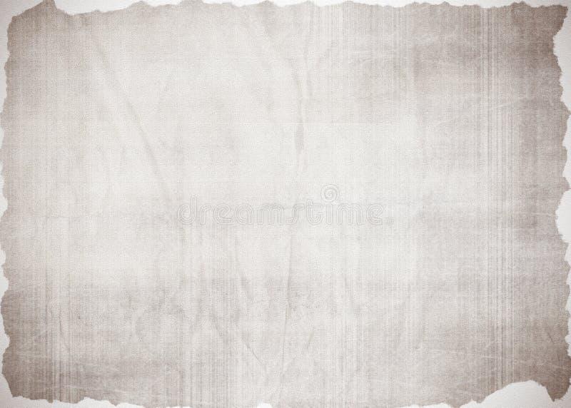 Vecchia struttura di carta della priorità bassa immagine stock libera da diritti