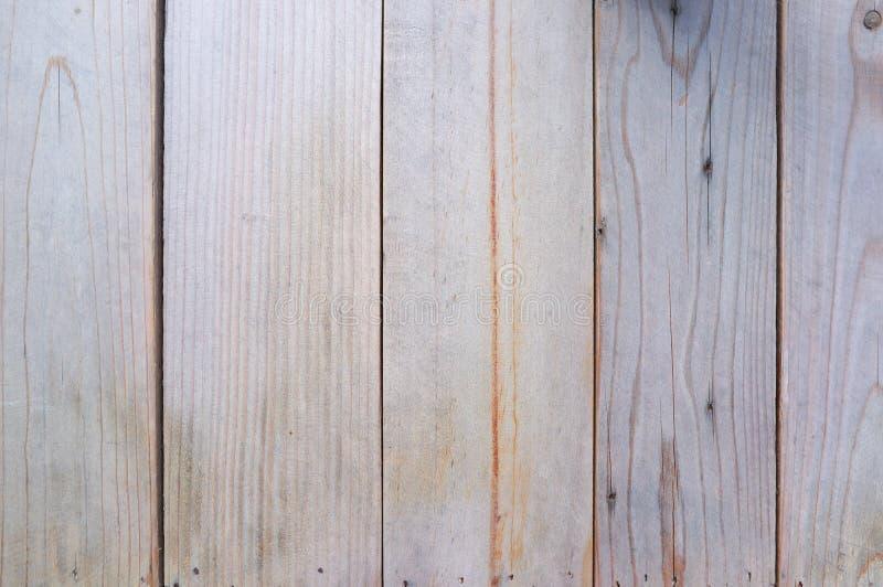 Vecchia struttura di legno del fondo della parete immagine stock
