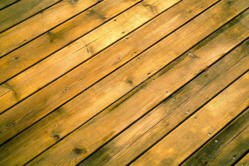 Vecchia struttura di legno del pavimento fotografia stock