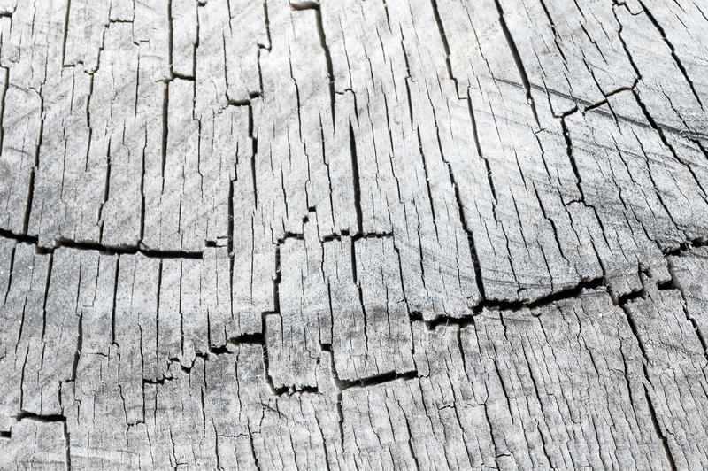Vecchia struttura di legno di legno nel contesto fotografie stock